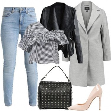 Outfit Piccola con carattere