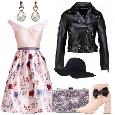 Outfit Aria di festa