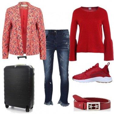 Outfit Viaggiare con stile