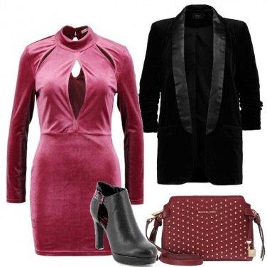 Outfit Vestito fantastico