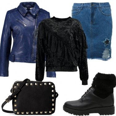 Outfit Look stellare