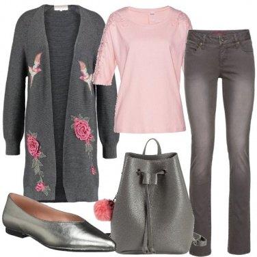 Outfit Comodamente in stile
