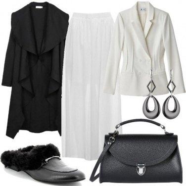 Outfit Il tailleur rivisitato