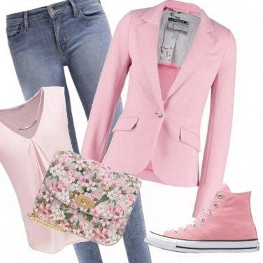 Outfit Dolcerosa