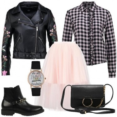Outfit Dolce rock