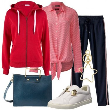 Outfit Comoda in jogpant