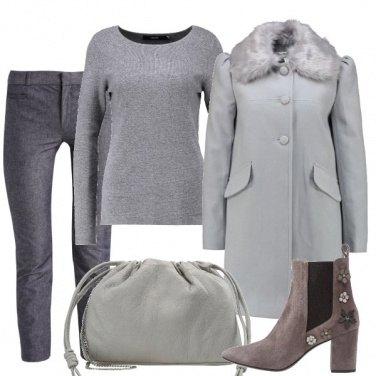 Outfit Il cappottino Bon Ton