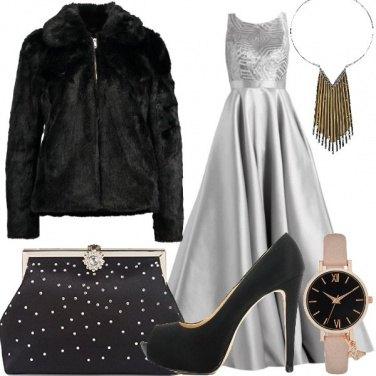 Outfit Serata particolare