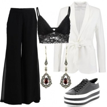 Outfit Sensualissima e trendy