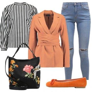 Outfit Un blazer bellissimo