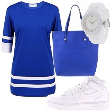Outfit Sporty-chic