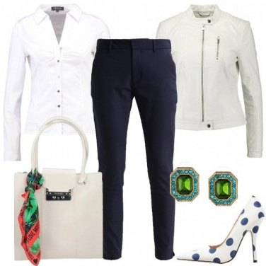Outfit Non solo bianco