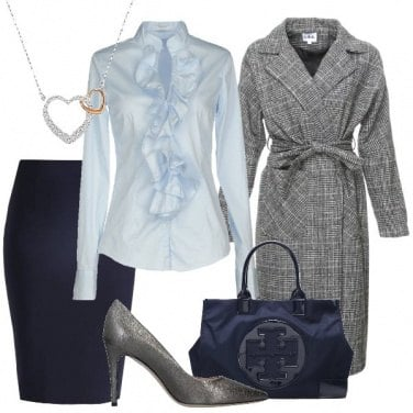 Outfit Cappotto versatile