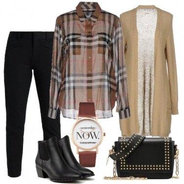 Outfit La camicia perfetta