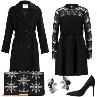 Outfit Vedo nero