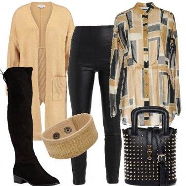Outfit Una maxi giornata