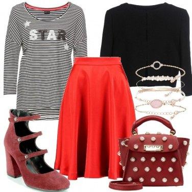 Outfit Una borsa alla moda