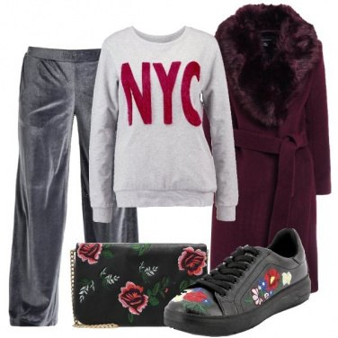 Outfit Shopping a New York city