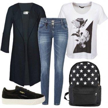 Outfit Le Puma Platform