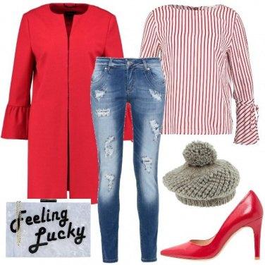 Outfit Oggi è il tuo giorno fortunato