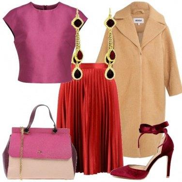 Outfit Quei colori sposati innovativamente