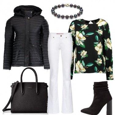 Outfit Profumo di fiori