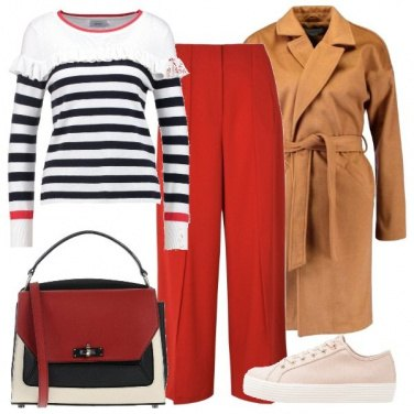 Outfit Comoda e sempre fashion