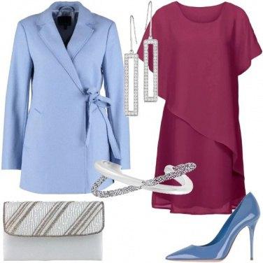 Outfit Accessori argentati