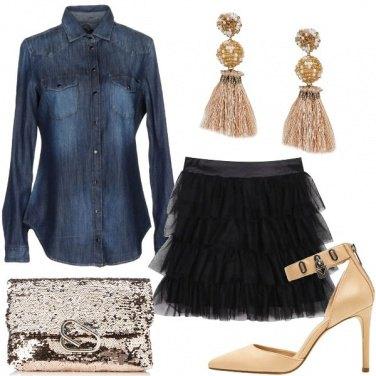 Outfit Un party con brio