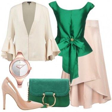 Outfit Chic con grazia