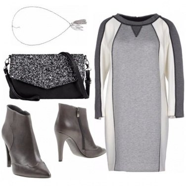 Outfit T shirt dress
