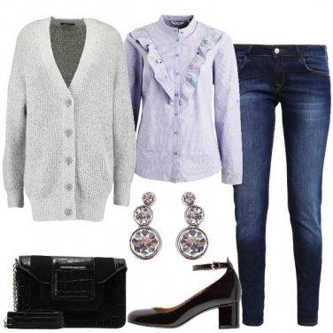 Outfit La camicetta preziosa