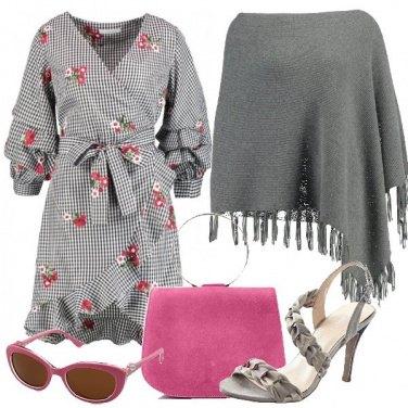 Outfit Il sandalo col calzino