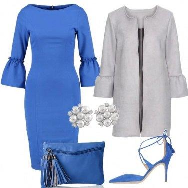 Outfit Le maniche a campana