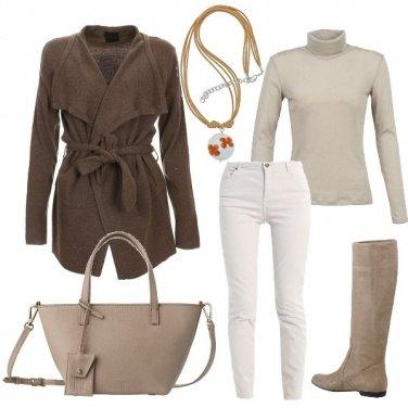 Outfit Chiaro e semplice
