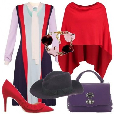Outfit Abbinamenti di colore