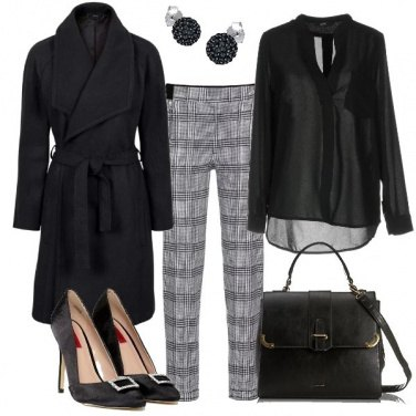 Outfit Chic con classe