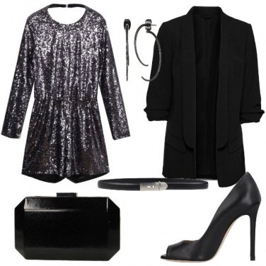 Outfit Brillare in disco