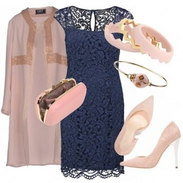 Outfit Tante cerimonie