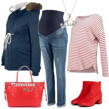 Outfit Mamma marinara