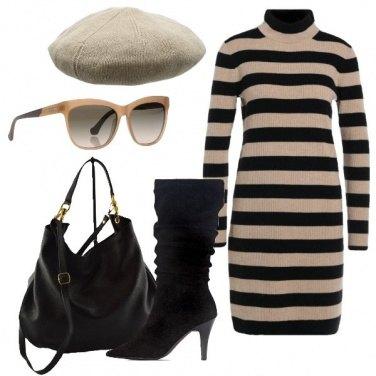 Outfit Ispirazione dalle passerelle