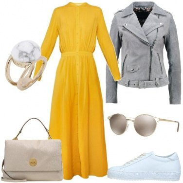 Outfit Yellow mood