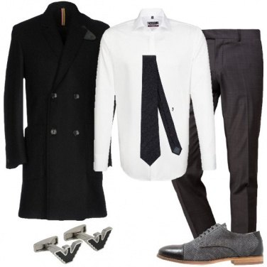 Outfit Outfit Business/Elegante #101-2018