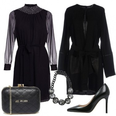 Outfit Perline velate