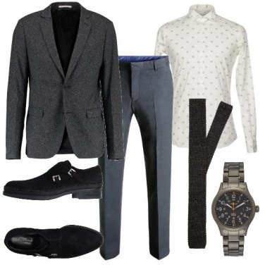Outfit Outfit Business/Elegante #102-2018