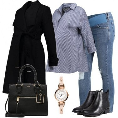 Outfit Outfit Basic #918-2018