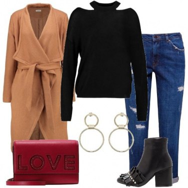 Outfit Outfit Trendy #1060-2018