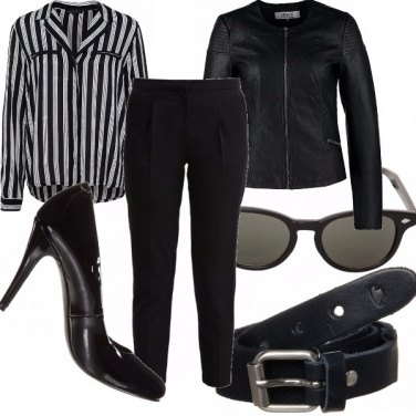 Outfit All black