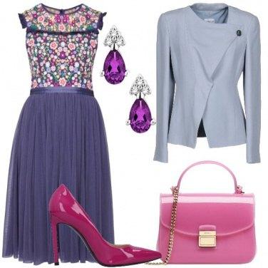 Outfit Chic e romantica