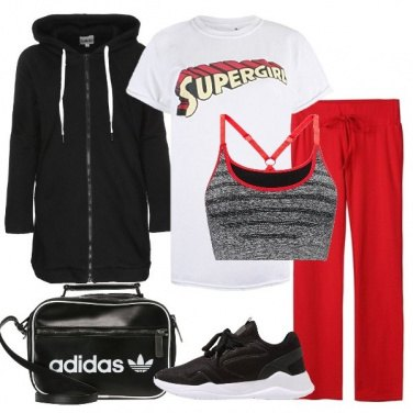 Outfit Supersportiva